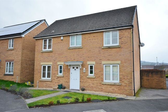 Thumbnail Detached house for sale in Drum Tower View, Caerphilly