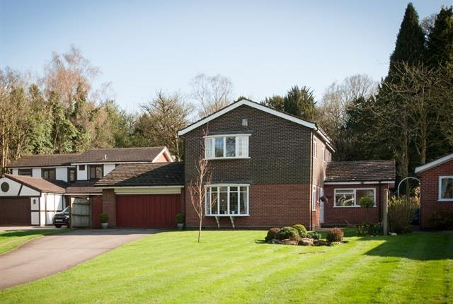 Thumbnail Detached house for sale in The Spinney, Little Aston, Sutton Coldfield