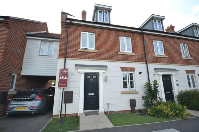 Town house for sale in Bristol Road, New Costessey, Norwich
