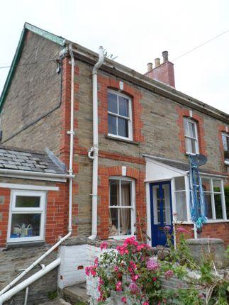 Thumbnail End terrace house to rent in Pound Street, Liskeard