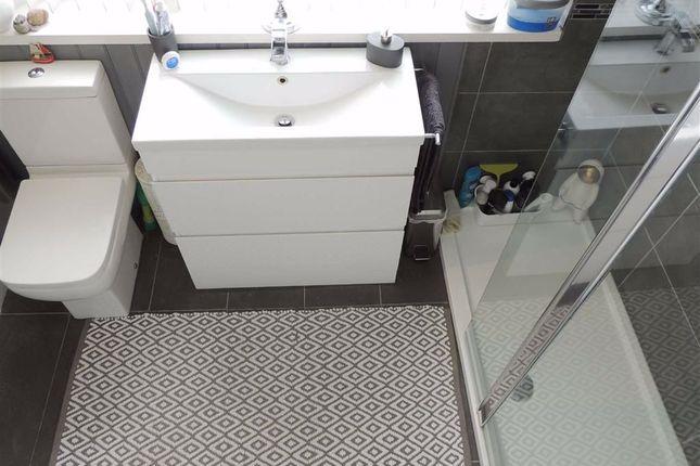Shower Room of Otterburn Place, Offerton, Stockport SK2