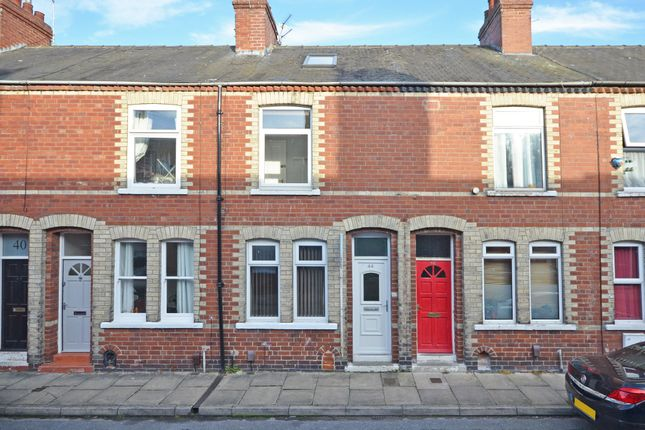 3 bed terraced house for sale in Curzon Terrace, South Bank, York YO23