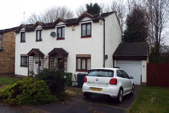 Thumbnail Semi-detached house to rent in Broadwater, Gateshead