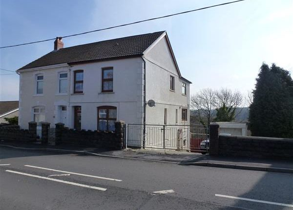 Thumbnail Semi-detached house for sale in Bethania Road, Tumble, Llanelli