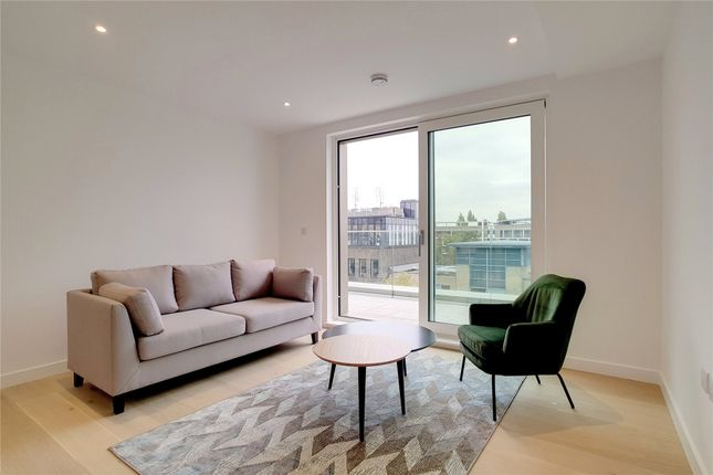 Thumbnail Flat to rent in Eyre Court, Kings Cross Quarter, 146 Pentonville Road, London