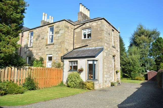 Thumbnail Flat for sale in Snowdon Place, Stirling, Stirling