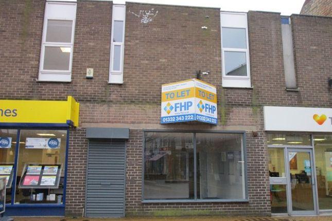 Thumbnail Retail premises to let in 42 Low Street, 42 Low Street, Sutton In Ashfield