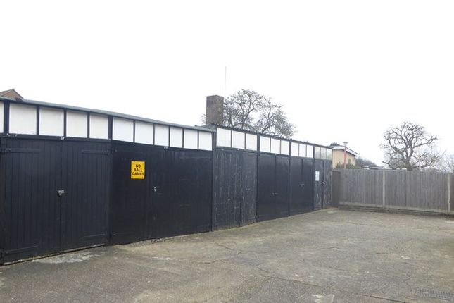 Thumbnail Parking/garage to let in Abingdon Road, London