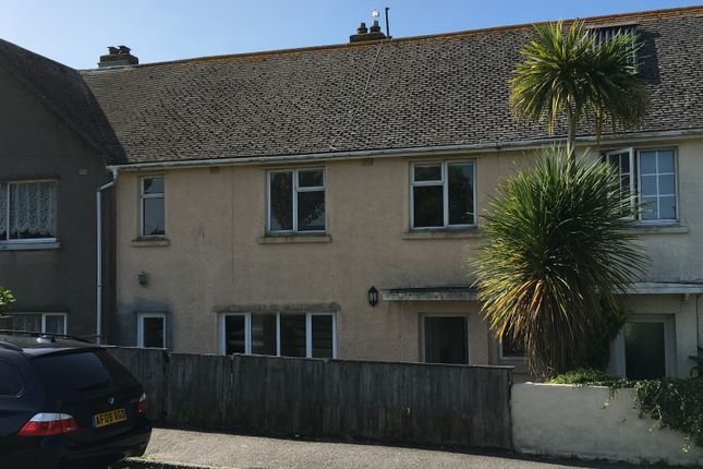 Thumbnail Terraced house to rent in Penarth Road, Falmouth