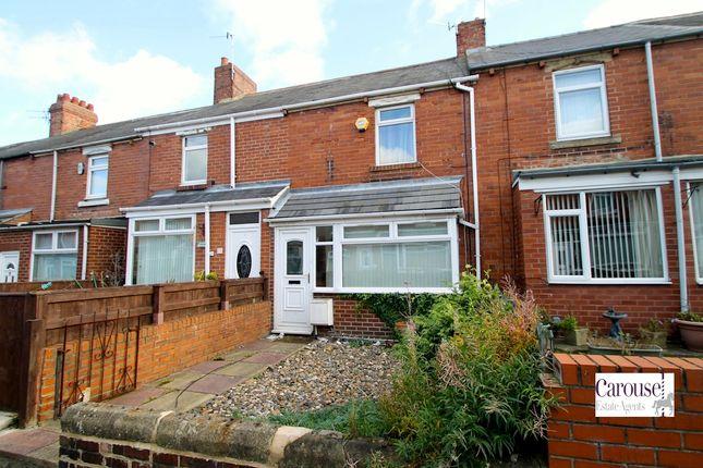 Thumbnail Terraced house to rent in Kelvin Gardens, Dunston, Gateshead