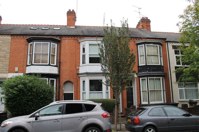 Thumbnail Terraced house for sale in Walton Street, Leicester