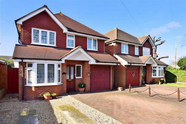 Thumbnail Detached house for sale in Ward Close, Erith, Kent