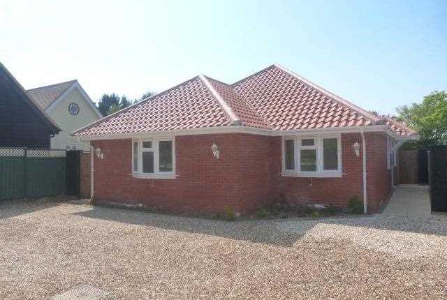3 bed bungalow to rent in Eastview, Church Lane, Claydon IP6