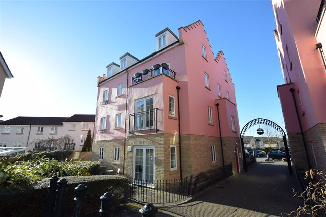 Thumbnail Flat for sale in Sally Hill, Portishead, Bristol