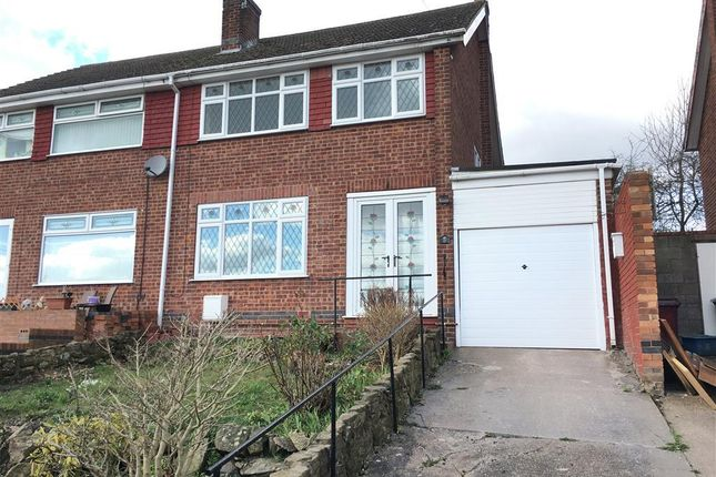 Thumbnail Semi-detached house to rent in Platt Street, Pinxton, Nottingham