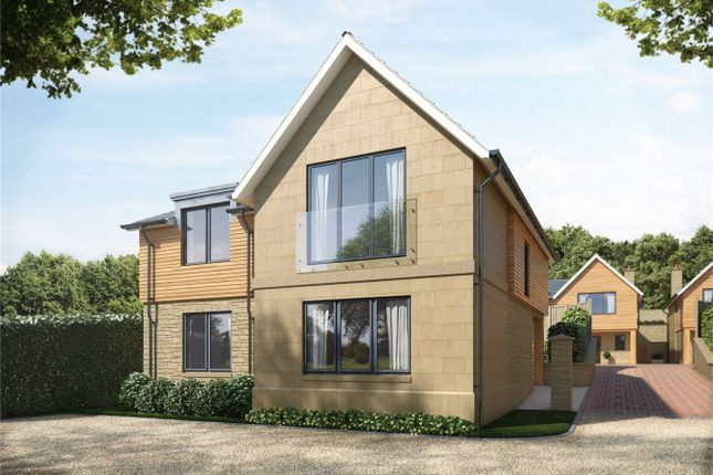 Thumbnail Detached house to rent in Evelyn Close, Box Road, Bathford, Bath