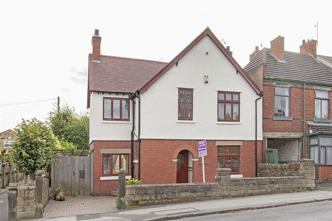 Thumbnail Property for sale in Chatsworth Road, Brampton, Chesterfield
