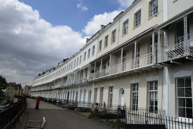Thumbnail Flat to rent in Royal York Crescent, Clifton, Bristol