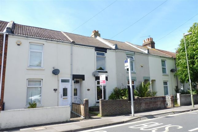 Thumbnail Property to rent in Whitworth Road, Gosport