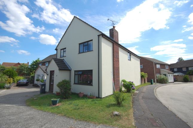 Thumbnail Detached house for sale in Menish Way, Chelmer Village, Chelmsford