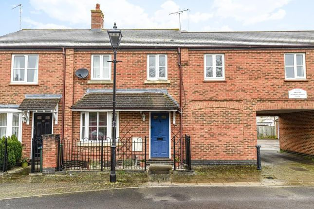 Terraced house for sale in Woodford Close, Aylesbury