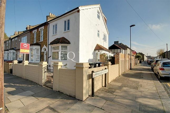 Thumbnail End terrace house for sale in Lavender Road, Enfield