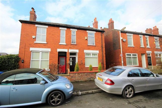 Thumbnail Semi-detached house to rent in Lorland Road, Stockport, Cheshire