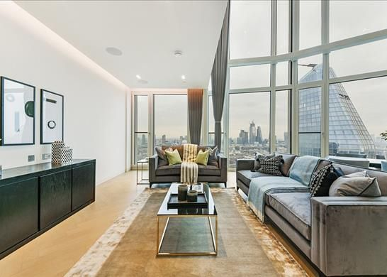 Thumbnail Property to rent in Upper Ground, Southbank, London
