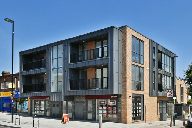 Thumbnail Flat for sale in Brockley Road, London