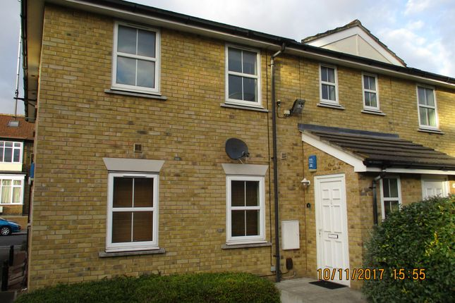 Thumbnail Flat to rent in Meridien, Clydesdale Road, Hornchurch, Essex
