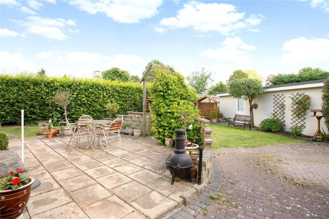 Patio of Lower Seagry, Chippenham, Wiltshire SN15