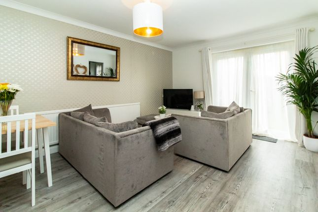 Thumbnail 1 bed flat for sale in Middle Mead, Rochford