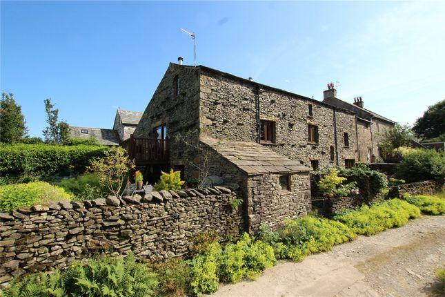 Thumbnail Barn conversion for sale in Artlebeck, Ravenstonedale, Kirkby Stephen, Cumbria
