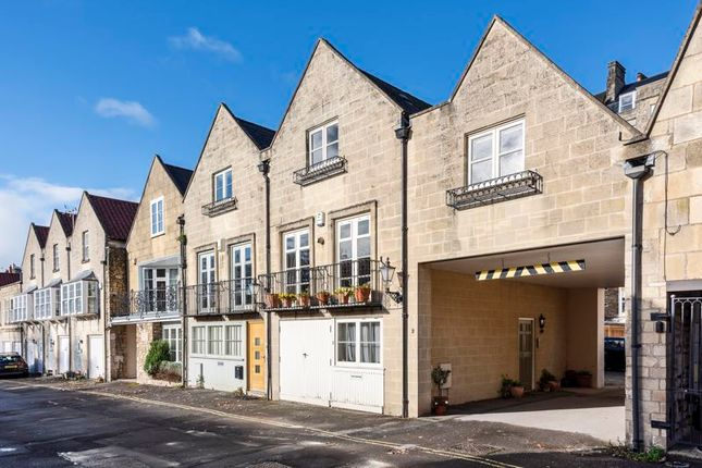Thumbnail Mews house for sale in Pulteney Mews, Bath