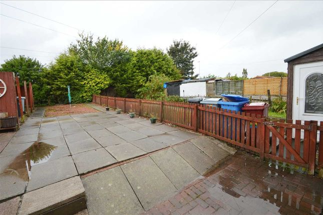 Garden of Glebe Street, Hamilton ML3