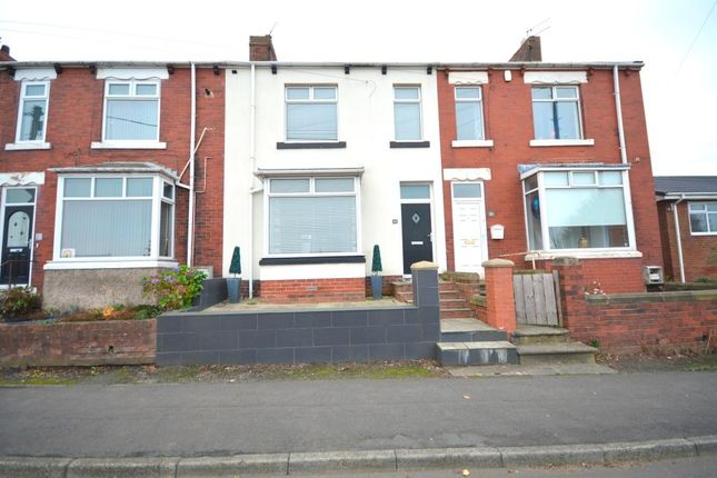 3 bed terraced house to rent in Woodside, Sacriston, Durham DH7