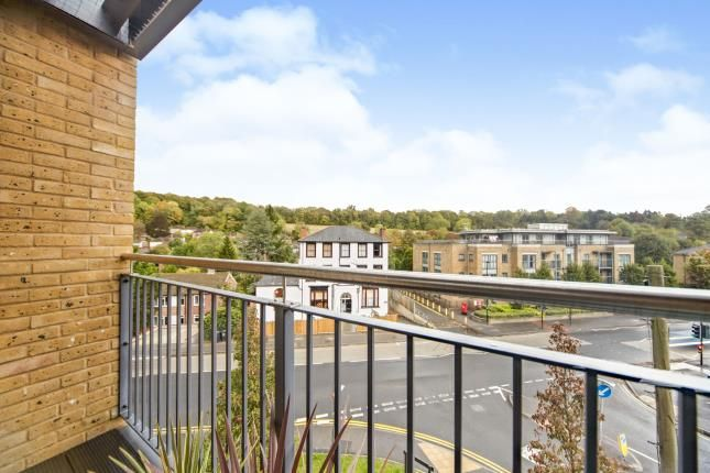 Balcony And View of Godstone Road, Caterham, Surrey CR3