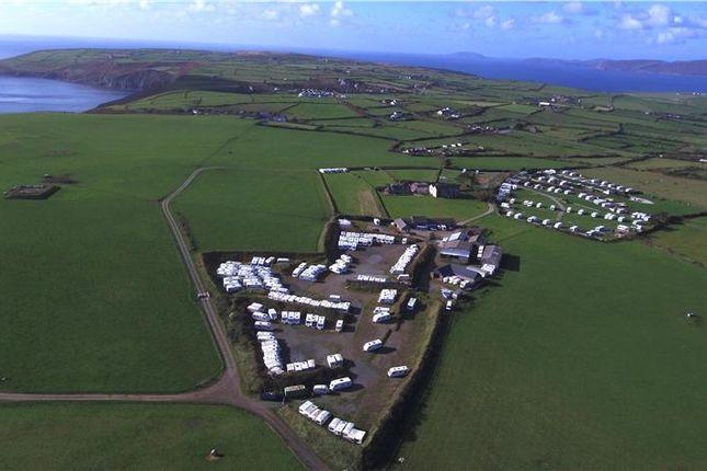 Thumbnail Leisure/hospitality for sale in Cim Farm Bwlchtocyn, Abersoch, Gwynedd