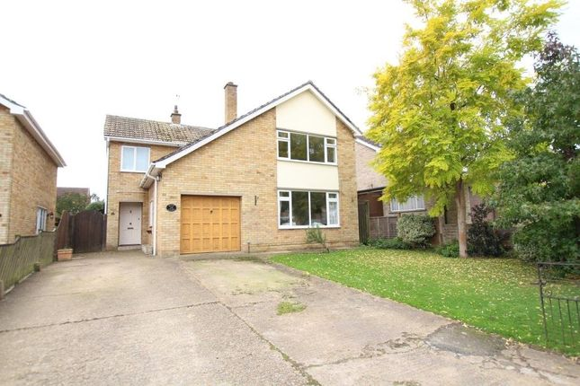 Thumbnail Detached house for sale in Hoof Close, Littleport, Ely