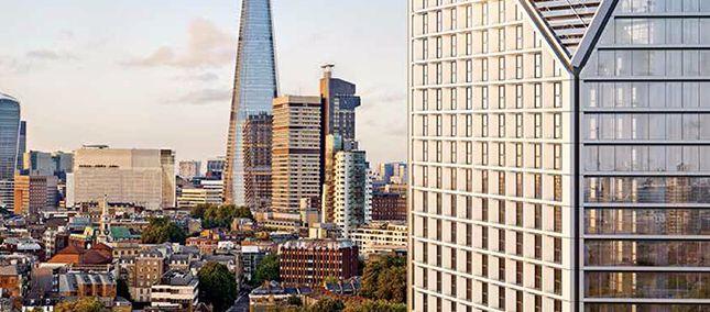 Thumbnail Terraced house for sale in Southwark Bridge Road, London
