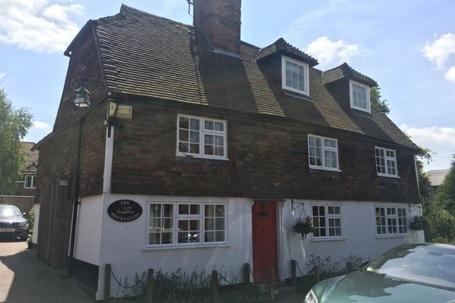 Thumbnail Cottage to rent in West Road, Goudhurst, Kent