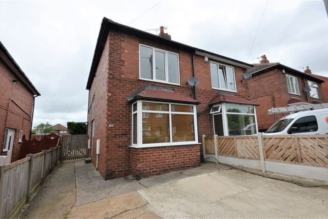 Thumbnail Semi-detached house to rent in New Wellgate, Glasshoughton, Castleford