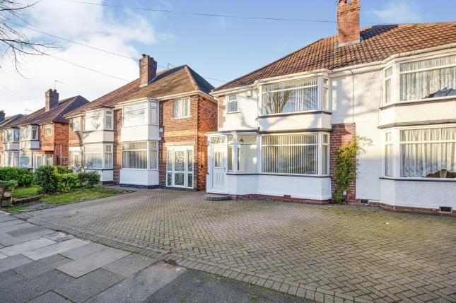 Thumbnail Semi-detached house for sale in Croft Road, West Midlands, .