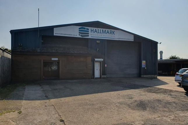 Thumbnail Light industrial for sale in 169 Moorwell Road, Scunthorpe