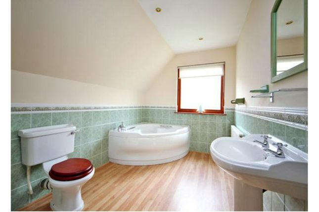 Bathroom of The Beeches, Banchory AB31