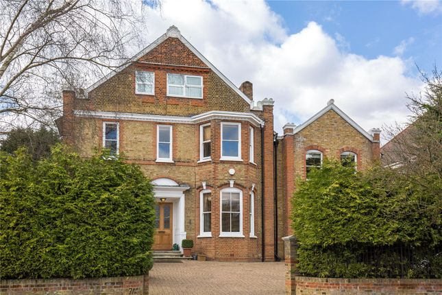 Thumbnail Detached house for sale in Oakleigh Park South, Whetstone, London