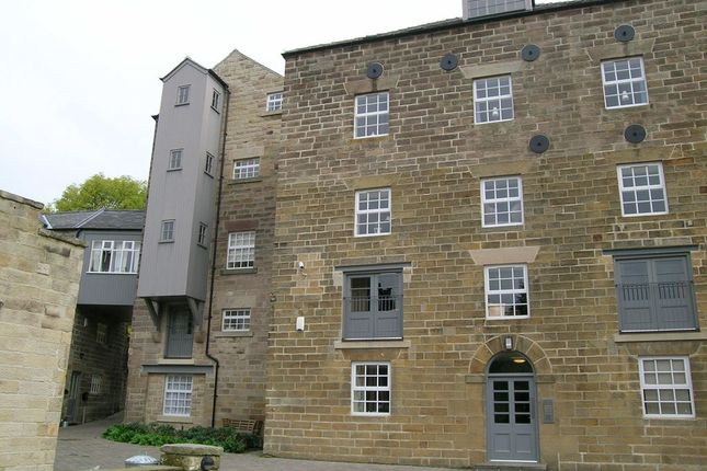 Thumbnail Flat for sale in Baileys Mill, Bentley Brook, Tansley, Derbyshire