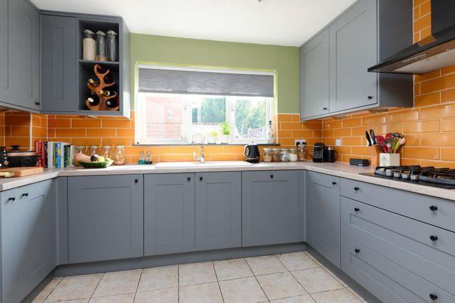 Thumbnail Terraced house for sale in Richmond Meech Drive, Kennington, Ashford