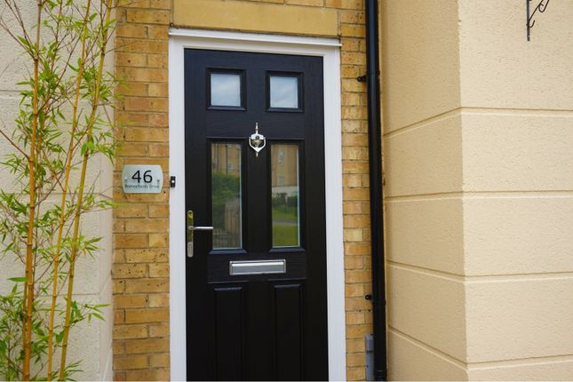 Thumbnail Town house for sale in Bishopfields Drive, York