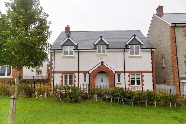 Thumbnail Detached house for sale in Lon Yr Ardd, Coity, Bridgend.